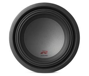 2 2250 watts max power 12 inch alpine type r subwoofer for Sale in Washington, DC