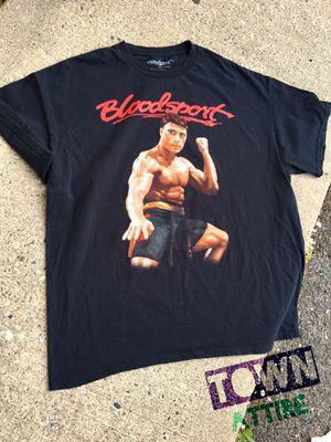 Bloodsport Van Damme shirt size XL for Sale in Wenatchee, WA