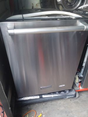 kitchen aid KDTE404DSP0 SS dishwasher for Sale in San Francisco, CA