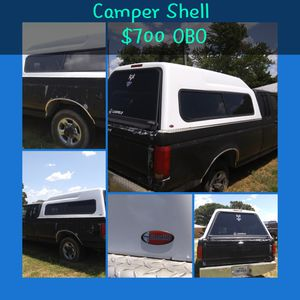 Camper shell for Sale in Granbury, TX