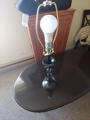 Lamp, coffee table and bookshelf for Sale in Addison, IL