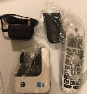 2 Boxes of Accessory Handset for Motorola for Sale in Chicago, IL