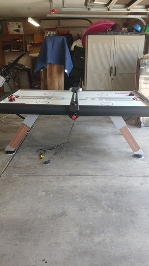 {pp/dt25} Arcade Air Hockey Table 8ft for Sale in Las Vegas, NV
