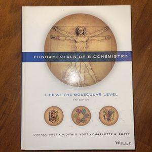 Biochemistry Textbook for Sale in San Diego, CA