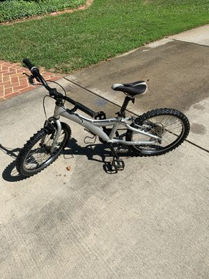 Giant Silver MTX 125 Bike for Sale in Annandale, VA