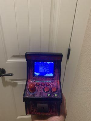 Mini arcade machine. 200 plus games! for Sale in Silverton, OR