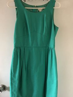 Turquoise J Crew dress for Sale in Woodside,  CA