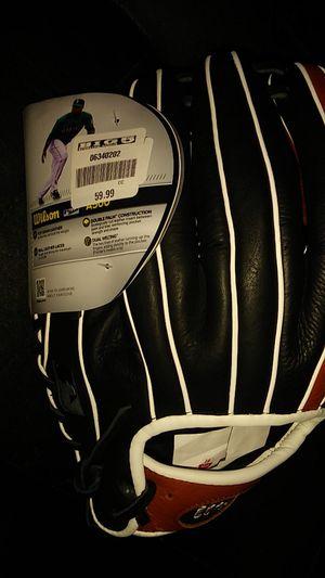Wilson base ball glove for Sale in Lynnwood, WA