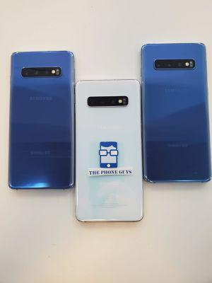 Unlocked Samsung Galaxy S10 128GB for Sale in Everett, WA