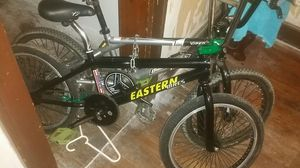 Eastern BMX and diamondback BMX BMX bikes 150$ for both for Sale in Binghamton, NY