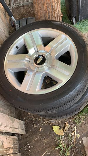 Texas edition Rims OEM for Sale in Fresno, CA