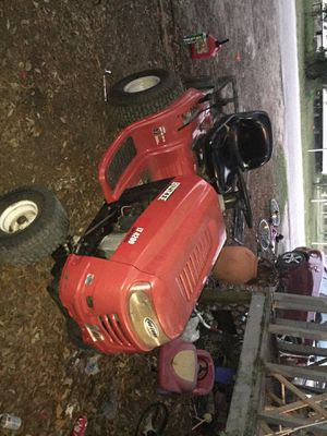 Huskee LT 4200 lawn tractor for Sale in Davenport, FL