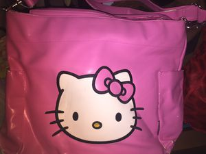Hello Kitty Large Diaper Bag for Sale in San Jose, CA