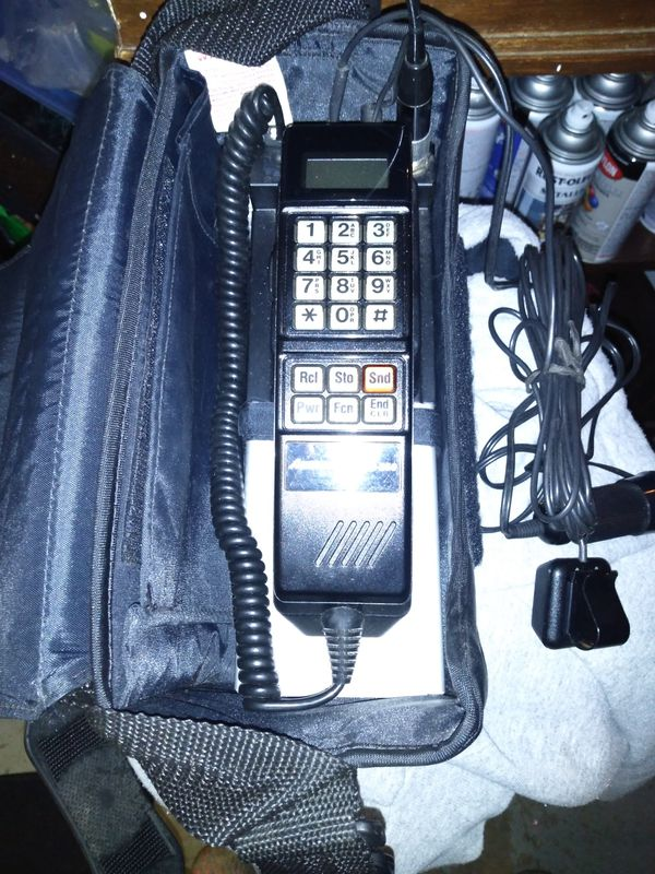 Motorola vintage cell phone