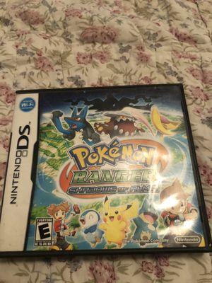 Pokémon ranger Nintendo ds Game for Sale in Chandler, AZ