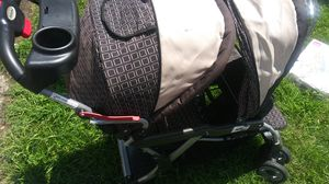 Double sit and stand stroller for Sale in Columbus, OH