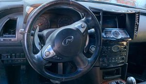 INFINITI FX35 FX37 QX50 INTERIOR PART OUT ! DASHBOARD, RADIO, STEERING WHEEL, SPEEDOMETER & MORE! for Sale in Fort Lauderdale, FL