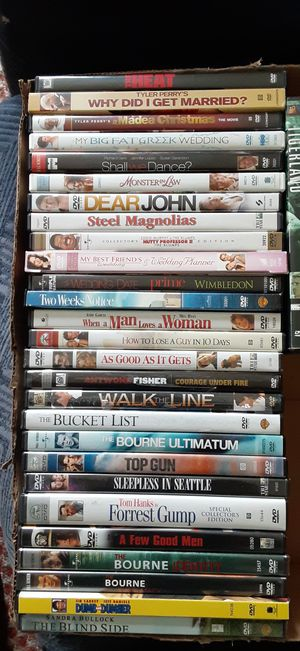 29 DVD's for Sale in Greensburg, PA