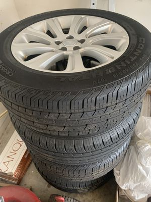 Selling brand new rims and tires for Sale in Sudley Springs, VA