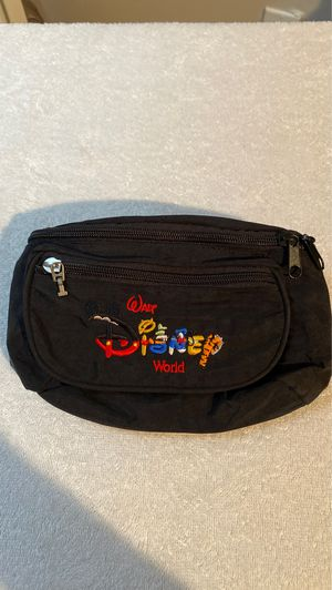 Walt Disney World Fanny Pack / Waist Bag for Sale in Hollywood, FL