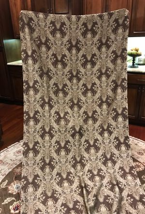 Set of 4 curtains 9 ft ( 108 inches ) long for Sale in Lake Stevens, WA