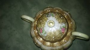 Antique dish with lid for Sale in Lewis Center, OH