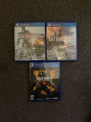 Assorted PS4 Games for Sale in San Angelo, TX