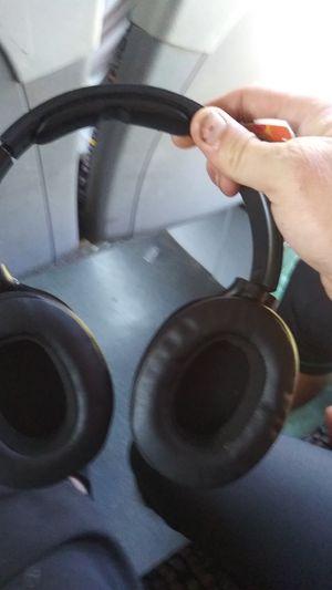 Bluetooth foldable headphones for Sale in Kansas City, KS