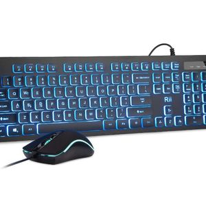 Gaming Keyboard Mouse Combo Led Keyboard for Sale in Pompano Beach, FL
