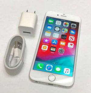 iPhone 6 Unlocked with a 30 Day WARRANTY! Check-out profile for prices of other phones like iPhone 6 6S Plus 7 7 Plus 8 Plus. PLEASE READ THE AD for Sale in Los Angeles, CA