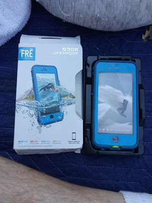 Iphone 6/6s lifeproof for Sale in San Diego, CA