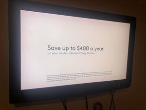 32 Inch Aquos Sharp 1080 Tv for Sale in Pembroke Pines, FL