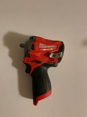 Milwaukee 3/8 impact wrench for Sale in University Place, WA