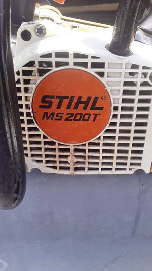 Stihl ms 200t chain saw for Sale in Oakland Park, FL