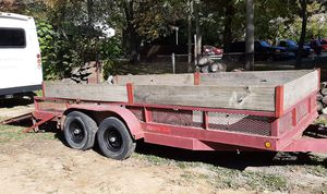16' x 6' Equipment trailer for Sale in Akron, OH