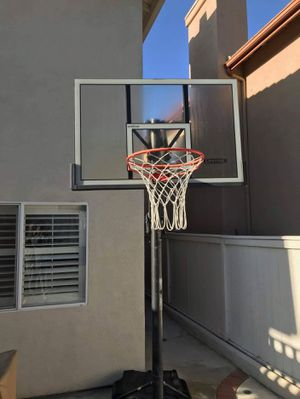 Lifetime basketball hoop for Sale in Santa Ana, CA