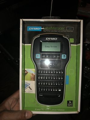 Used, Dymo label manager for Sale for sale  Brooklyn, NY