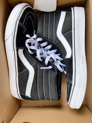 High Top Vans size: 7.5 for Sale in Cumberland, RI