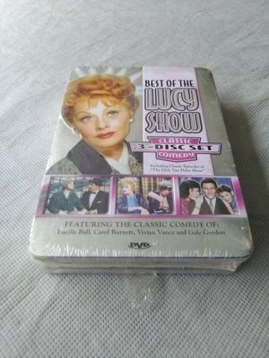 Lucy DVD collection and Lucy clock for Sale in Fresno, CA