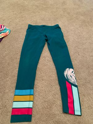 Girls leggings size m for Sale in Hanover Park, IL