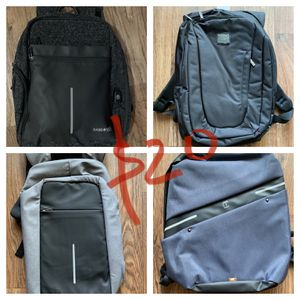 Any Brand New Travel Laptop backpack for only $20. for Sale in Allen, TX