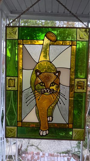 Cat sun catcher for Sale in Queens, NY