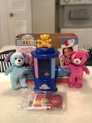 Build-a-Bear workshop stuffing station for Sale in Miami, FL