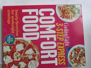 Cooking light 3 step Express Comfort food Cookbook for Sale in Lancaster, OH