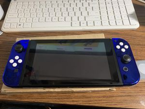 Custom Nintendo switch for Sale in Columbia, MD