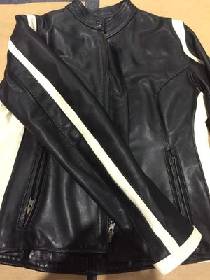 Motorcycle jacket Brooks women's sz 12 for Sale in Young, AZ