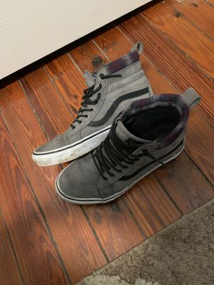 High top weather proof Vans size 10 for Sale in Charleston, SC