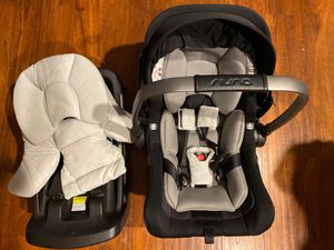 Nuna Pipa Lite LX Infant Car Seat & Base for Sale in Irvine, CA