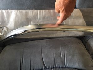 Honda/Acura RL bumper trim mounding for Sale in Brookhaven, PA