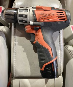 Milwaukee Red Lithium Drill for Sale in Houston, TX